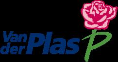 Van der Plas logo